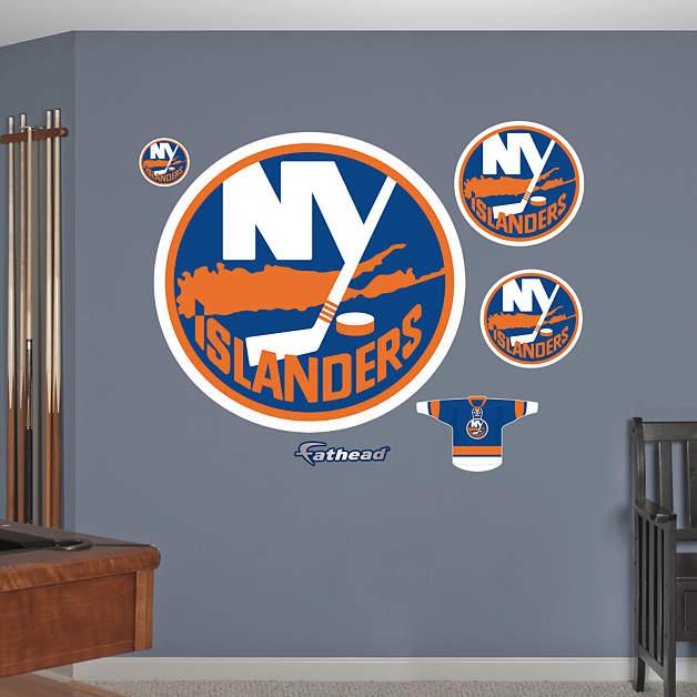 New York Islanders Wall Decals