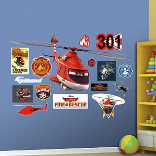 Blade Ranger - Planes: Fire & Rescue
