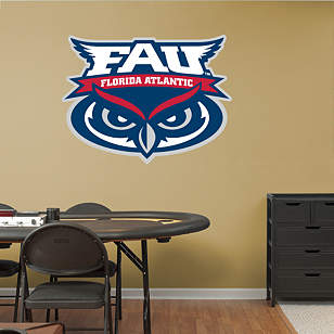 Florida Atlantic Owls Logo