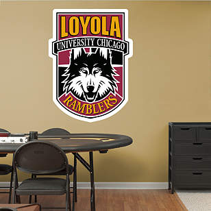 Loyola Chicago Ramblers Alternate Logo