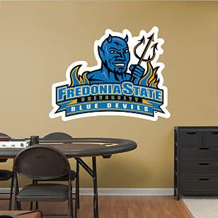 Fredonia State Blue Devils Logo