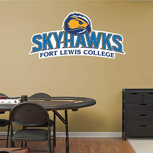 Fort Lewis College Skyhawks Logo