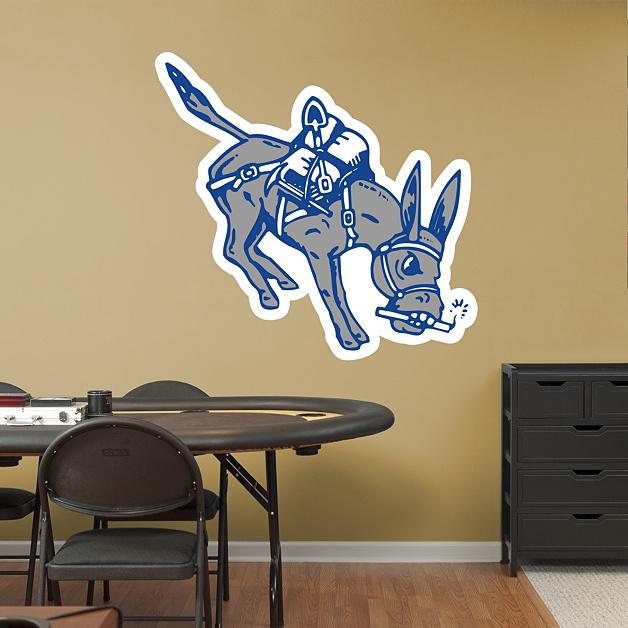 Colorado School Of Mines Orediggers Logo Wall Decal