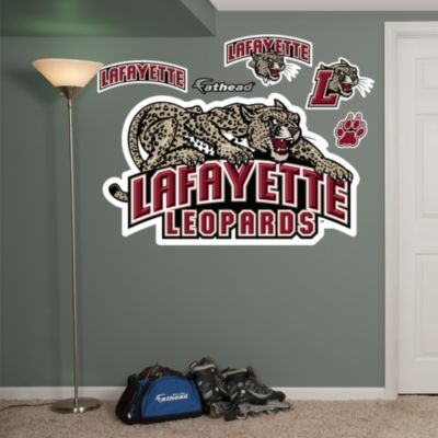 Longwood Lancers Logo Fathead Wall Decal