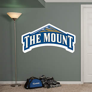 Mount St. Mary's Mountaineers Logo