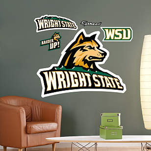 Wright State Raiders Logo