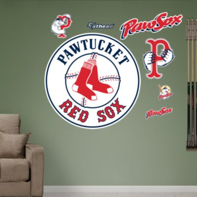 LIU Blackbirds Logo Fathead Wall Decal
