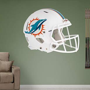 Miami Dolphins 2013 Helmet