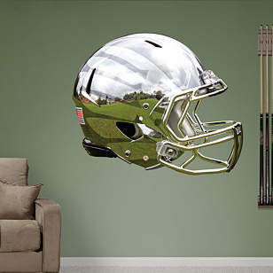 Oregon Ducks 2012 Rose Bowl Helmet