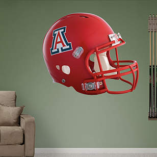 Arizona Wildcats Red Helmet