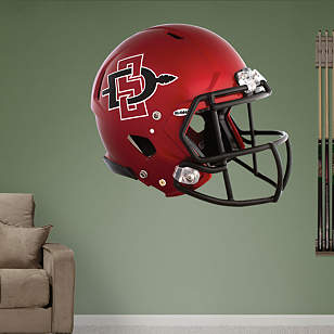 San Diego State Aztecs Helmet
