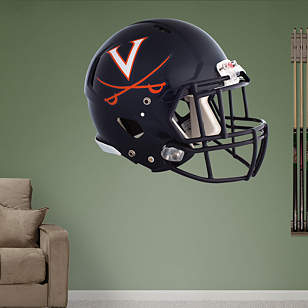 Virginia Cavaliers Helmet