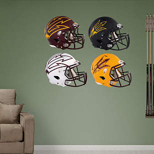 Arizona State Sun Devils Helmet Collection