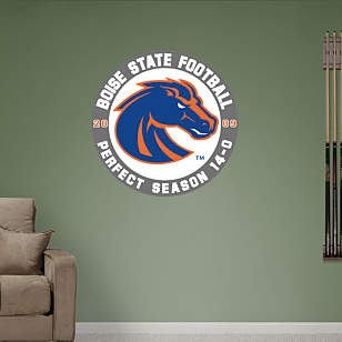 Boise State Perfect Season Logo