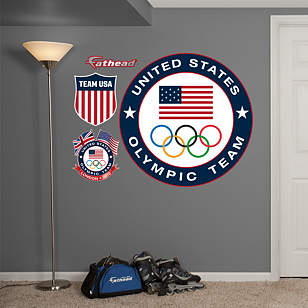 US Olympic Team 2012 Logo