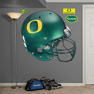 Oregon Ducks Helmet
