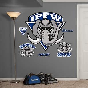 IPFW Mastodons Logo