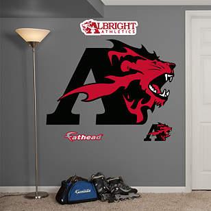 Albright Lions Logo