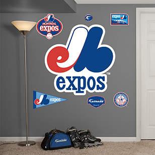 Montreal Expos Classic Logo