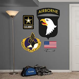 101st Airborne Insignia