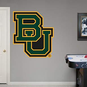 Baylor Bears BU Logo