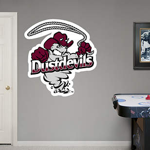 Texas A&M International Dustdevils Logo