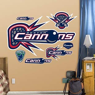 Boston Cannons Logo