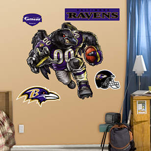 Rampaging Raven
