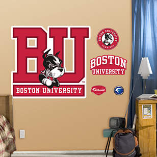 Boston University Terriers Logo