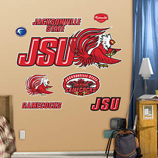 Jacksonville State Gamecocks Alternate Logo