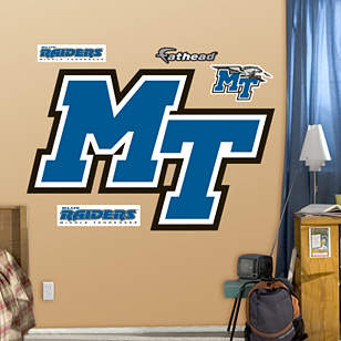Middle Tennesee Blue Raiders Logo