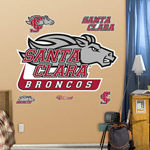 Santa Clara Broncos Logo