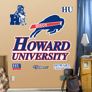 Howard Bison Logo