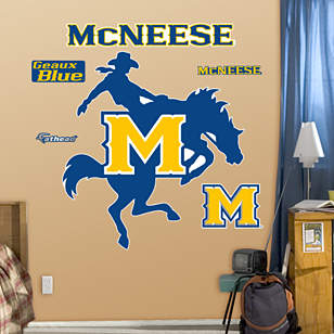 McNeese State Cowboys Logo