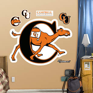 Campbell Fighting Camels Logo