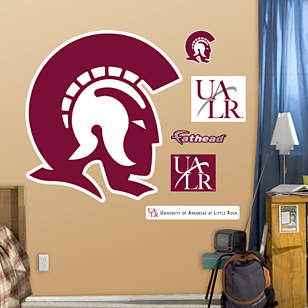 Arkansas Little Rock Trojans Logo