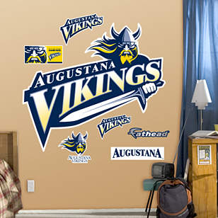 Augustana Vikings Logo (South Dakota)