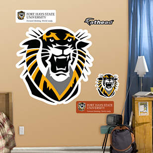 Fort Hays State Tigers Logo