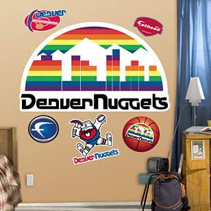Denver Nuggets Classic Logo