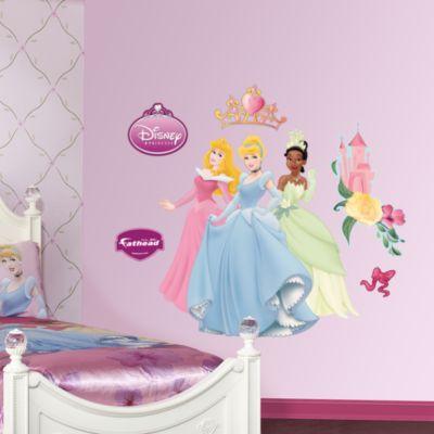 Aurora, Cinderella & Tiana