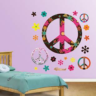 Jumbo Peace Sign