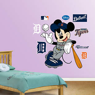 Mickey Mouse - Detroit Tiger