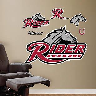 Rider U Broncs Logo