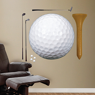 Assorted Golf Graphics