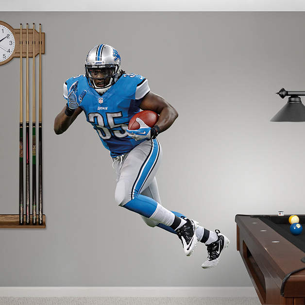 Life Size Joique Bell Wall Decal Shop Fathead For