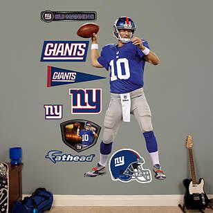 Eli Manning - Home