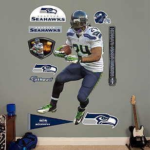 Marshawn Lynch - Away