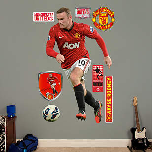 Wayne Rooney - Forward