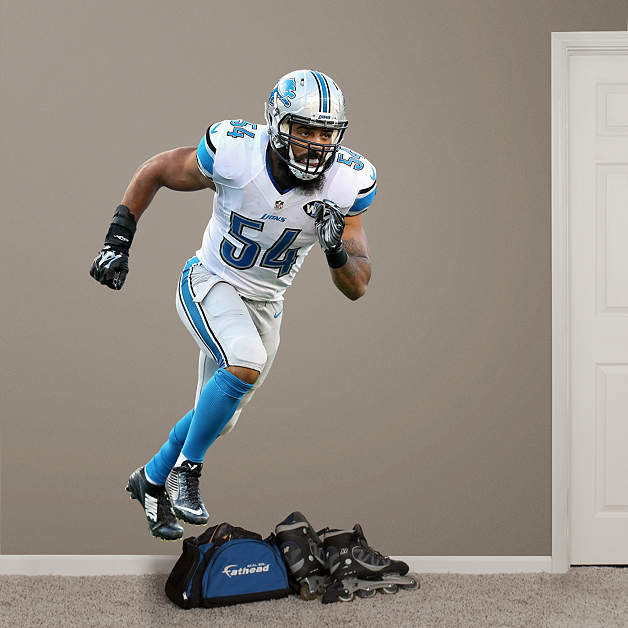 Life Size Deandre Levy Wall Decal Shop Fathead For