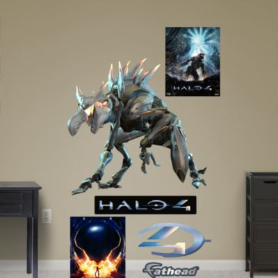 Crawler: Halo 4 Fathead Wall Decal